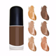 Custom Natural Nude Liquid Makeup Foundation Meso White Serum Cream With Different Color