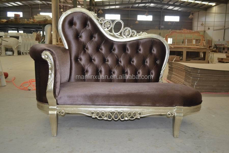 gold foil antique chaise lounge for sale XYN395. ` : victorian chaise lounge for sale - Sectionals, Sofas & Couches