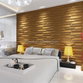 Incroyable Plant Fiber Modern Art Deco Wall Panel Eco Friendly Decoration 3d Wood Wall  Panels