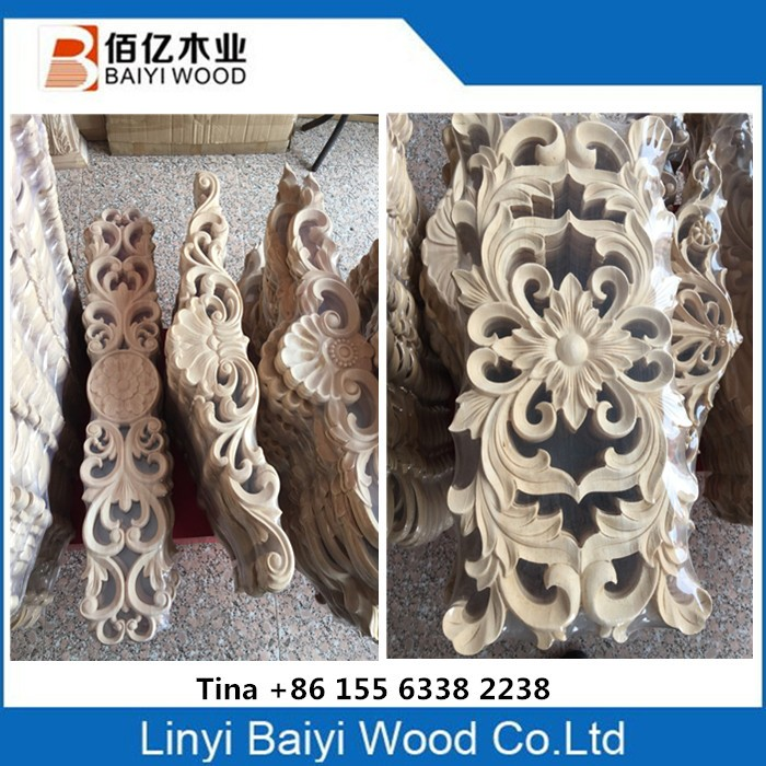 Decorative furniture wood appliques and onlays buy wood for Decorative wood onlays