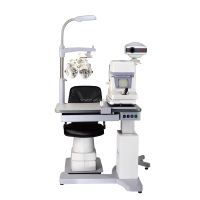 optometry instrument eye exam OU-2000 ophthalmic refraction unit