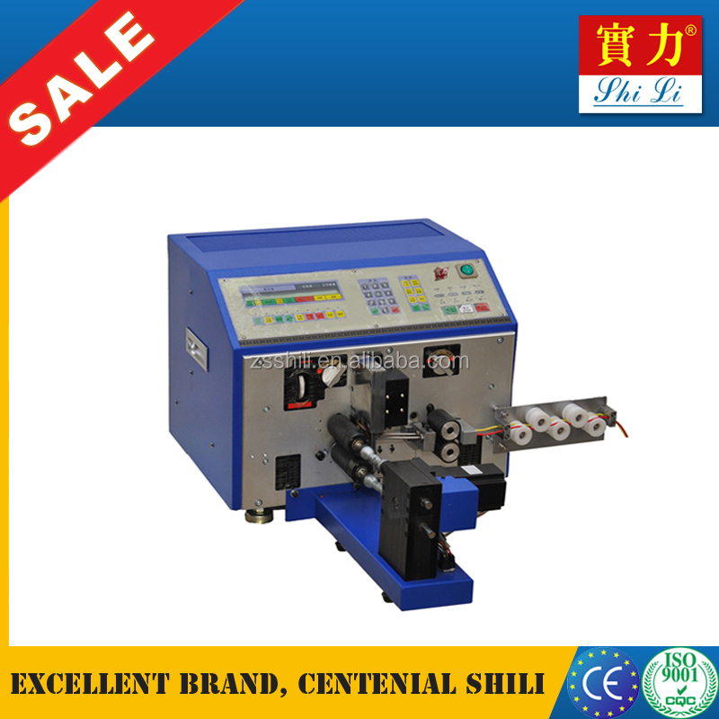 SHL-936T Full Automatic cable wire cutters machine(Cutting length 0.1mm-9999mm)