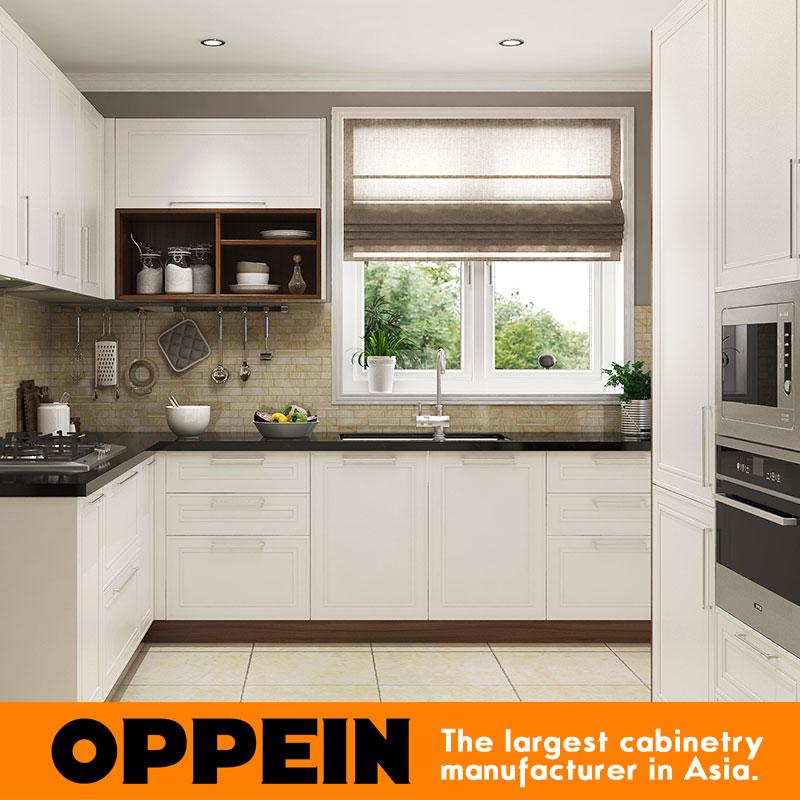 perfect muebles de cocina modulares diseos armario de madera de alta calidad en forma with modulares de cocina modernos - Diseos Modulares