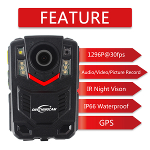 Z3 live streaming video police Body Worn Camera For law Enforcement Camera