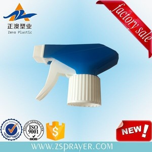 portable plastic trigger sprayer head/water mist sprayer