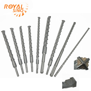 SDS hammer drill bits for drilling concrete