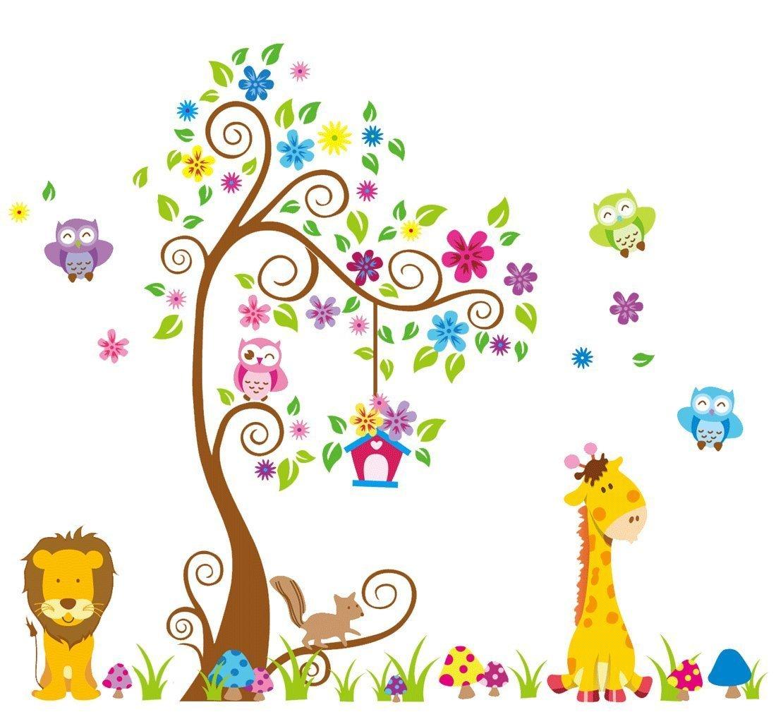 Strange Buy Tia Wall Stickers For Kids Room Baby Nursery Boys Download Free Architecture Designs Rallybritishbridgeorg