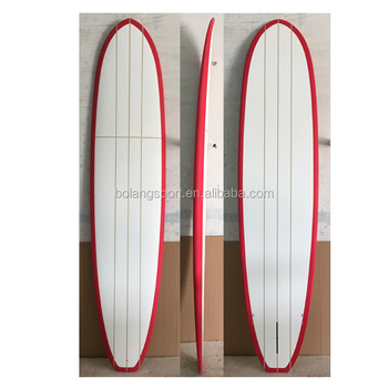 New 2017 Best Epoxy Longboard Surfboard 9ft Fiberglass Surfboard