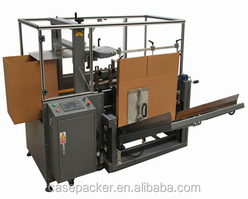 Automatic Carton Erector, Carton Packing Machine