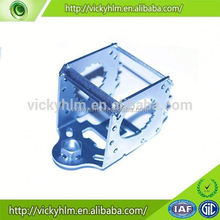 custom made aluminum parts, stamping parts for electronics, aluminum stamping part for enclosure manuafacturer in chian