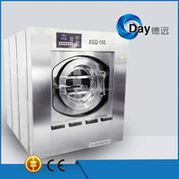 Commercial washer dryer steam