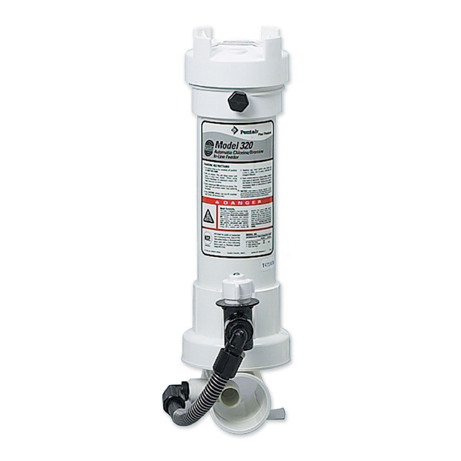 Pentair Rainbow 320 In-Line Automatic Pool Chemical Feeder - R171096