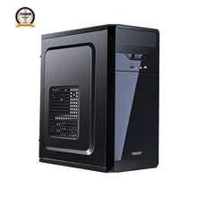 G03 SNY 7days delivery Modern Mid tower ATX PC case W W/O USB 3.0 HD Audio