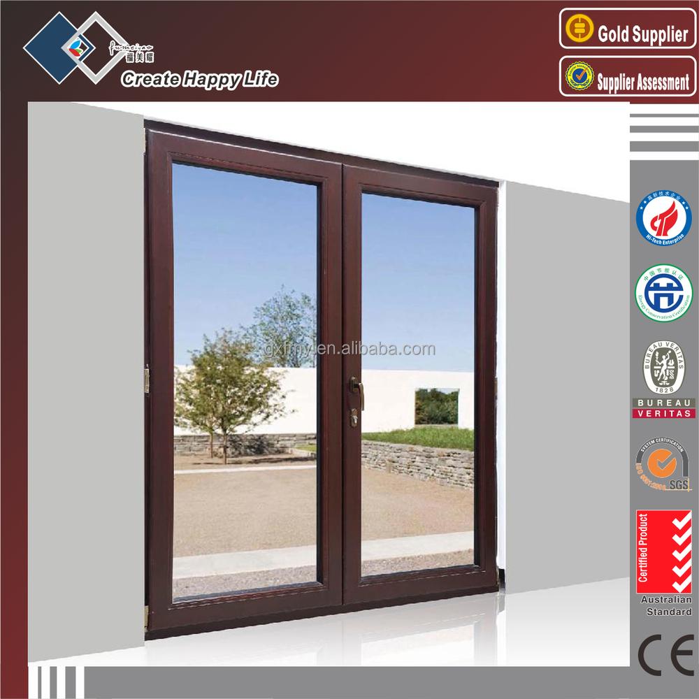 High end aluminum sliding door frame buy
