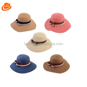 straw hat female summer travel folding UV protection sun hats for women  girls 25723416a259