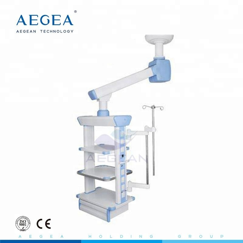 Single arm electric surgical ot abdominal cavity ceiling-mounted hospital ward pendant