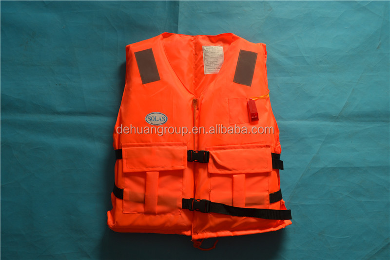 Buoyancy Aids With Solas Approved/foam Marine Life Jacket/pdf Life ...