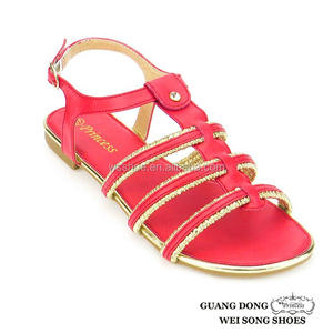 colorful cut out open toe casual flat comfortable shoes women masai sandals