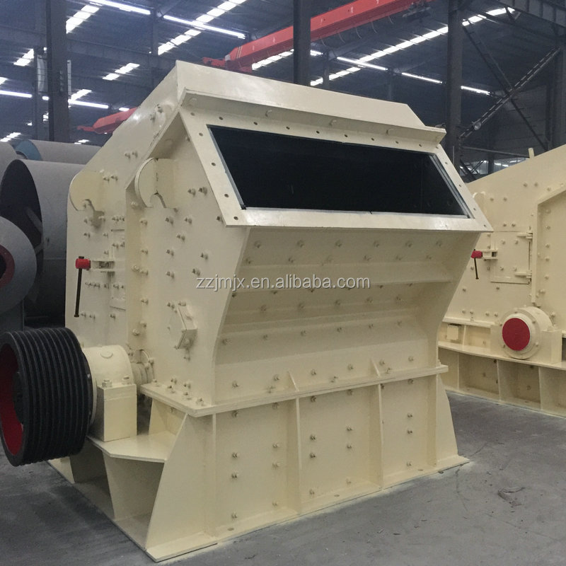 Equipments Producing Hazemag Stone Rock Impact Crusher