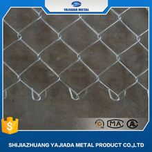 Galvanized Basketball Chain Link Fence Netting