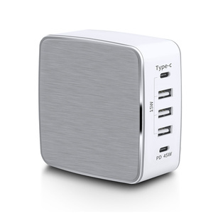 Portable 2019 type c pd multi desktop phone charger USB-C power delivery type c power adapter charger