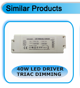 In Stock 48W 48V 1000mA 1A Triac Dimmable Constant current LED Driver
