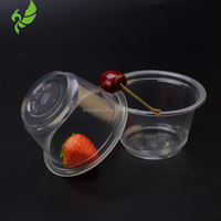 230ml Ice Cream Use and Bowl Type plastic yogurt containers,plastic saup bowl