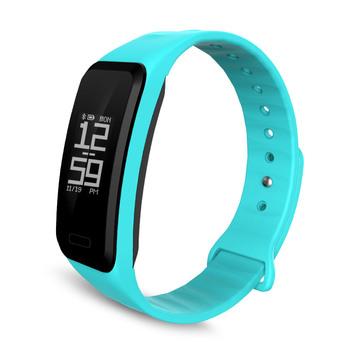 a54483ca66f Wearfit APP smart bracelet comparison best wrist fitness tracker with heart  rate monitor