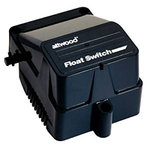 SeaRay by Attwood 4201P1 SWITCH, FLOAT ATTWOOD W/CVR W/ AUTOMATIC FLOAT SWITCH by attwood
