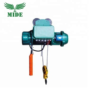 10m Cheap Price Mini Construction Material Hoists Suppliers Small Crane  220v Lift