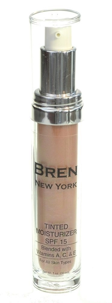 BREN NEW YORK TINTED MOISTURIZER ~ A TOUCH OF RADIANCE