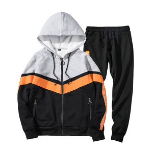 Wholesale OEM Men Jogging Suits Custom Jogging Suits