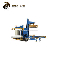 China manufacturer QS-1000Y mobile code brick machine automatic brick making machine