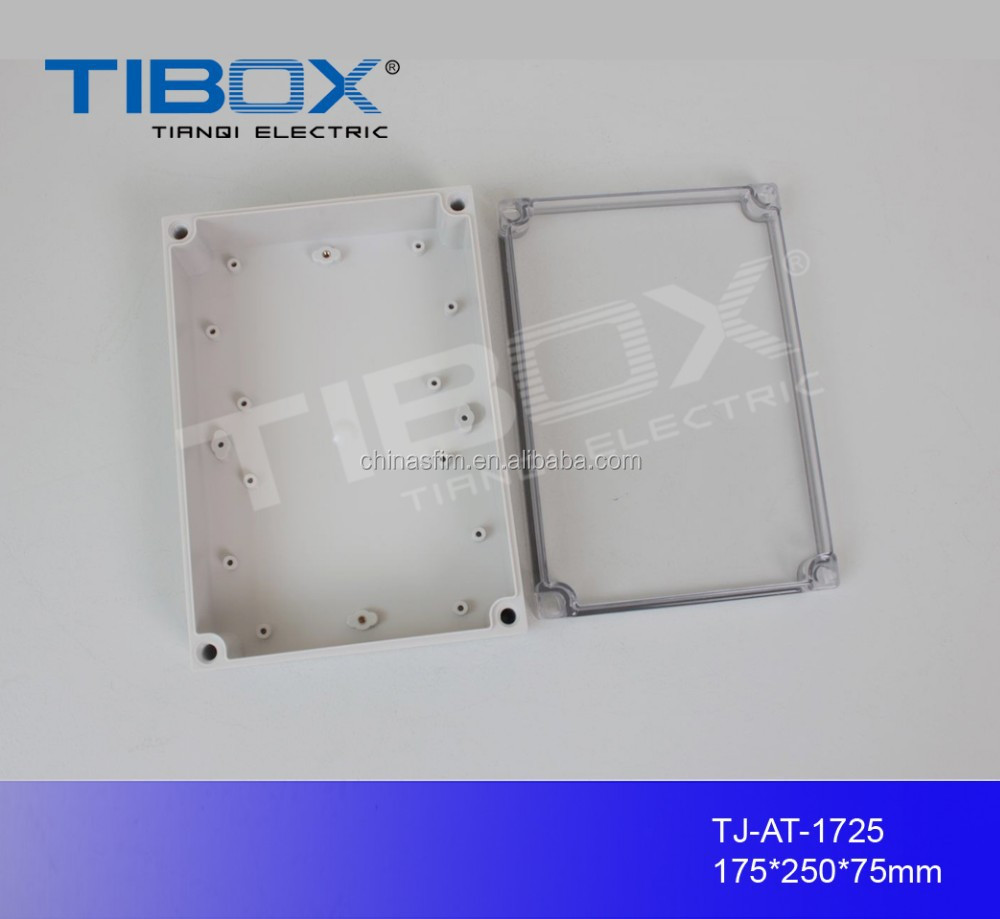 Tibox Abs Electric Push Button Control Aa Battery Switch Box Ip66 ...