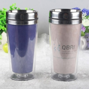 Wholesale outdoor creative heat color changing stainless steel tumbler water cup sports magic cup