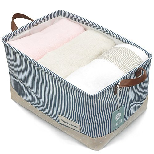 Get Quotations Organizing Baskets For Clothing Storage Made From Eco Friendly Cotton Works