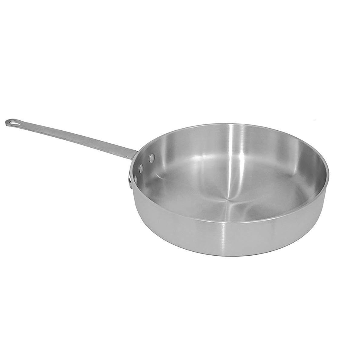 "Update International (ASAU-5) 12"" Aluminum Saute Pan"