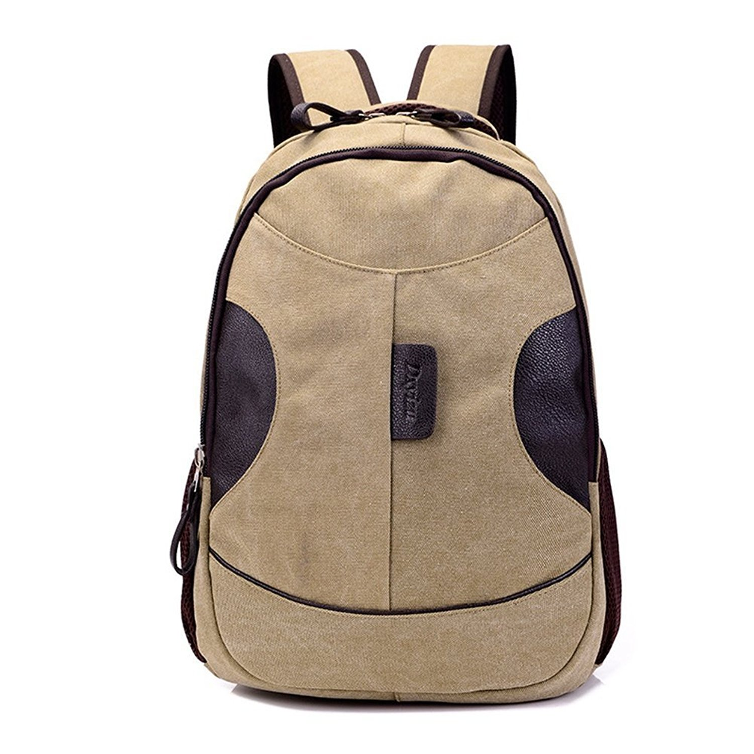 Get Quotations · Qroten Canvas Backpacks for Girls Laptop School Bags Teens  Book Bags 2f5816e995