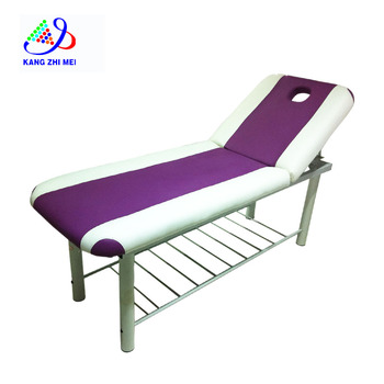 simple massage therapy bed portable facial bed 8205