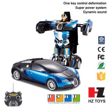 Remote control toy fighting robot poli car with 360 moving buy robot poli car remote - Radio car poli ...