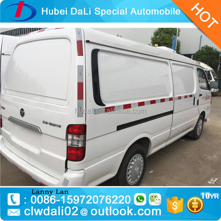 FOTON Mini 1 Ton food refrigerated cargo van