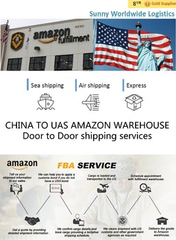Usa Clt2 Amazon Fba Sea Shipping Agent To Charlotte Nc 28214-8082 - Buy Sea  Shipping Services,Amazon Warehouse Shipping Agent,Amazon Warehouse