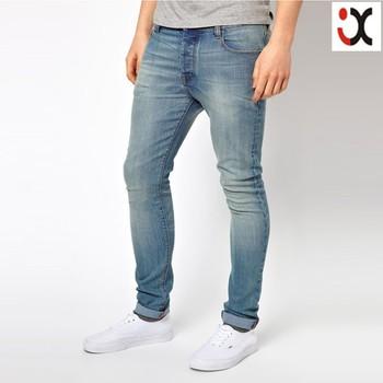 701924a46 2015 super skinny lavado hombres barato al por mayor pantalones vaqueros  Hombre Vaqueros carbono vaqueros JXQ1224