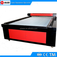 xz1325 wood laser engraving cutting machine price best services/good quality