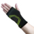 new style simple elasticity sports safety series green stripe hand palm support YP2544
