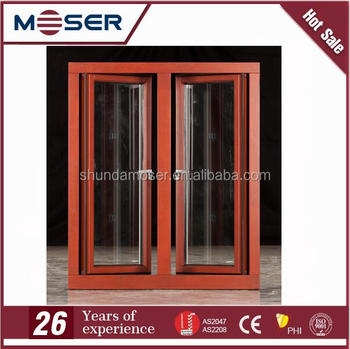 German Quality Wooden Window And Doors For Energy Saving Passive House