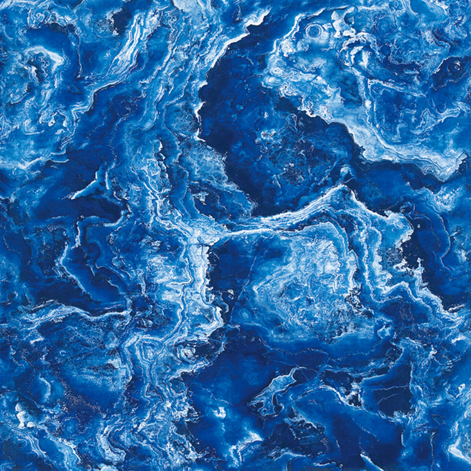 Blue onyx tile tile design ideas Bright blue tile