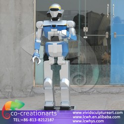 Souvenir Use and TV & Movie Character Theme life size robot
