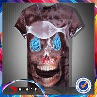 new fashion custom t shirt made in china sublimation mens shirts