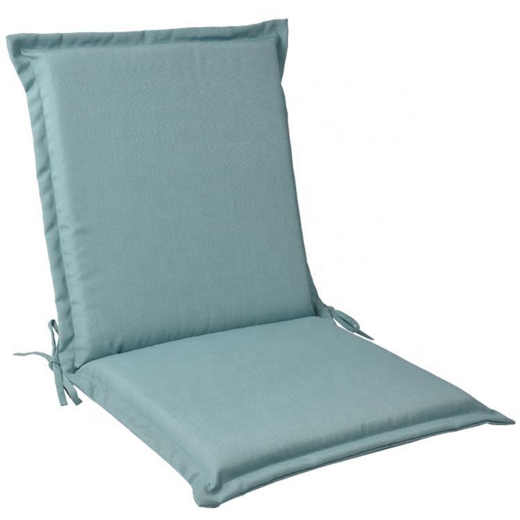 Patio Furniture Chair Cushions Clearance Waterproof Cushion Blue Outdoor Cushioned Chaise Lounge